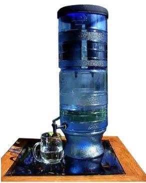 light berkey water filter